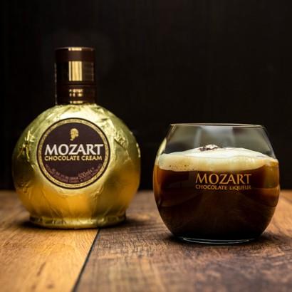 Der Mozart Chocolate Espresso Martini.