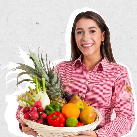 Einzelhandelskauffrau-Lehrling für Lebensmittel bei Maximarkt