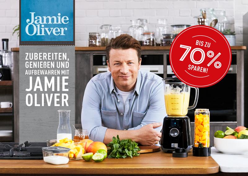 Jamie Oliver nur noch diese Woche!