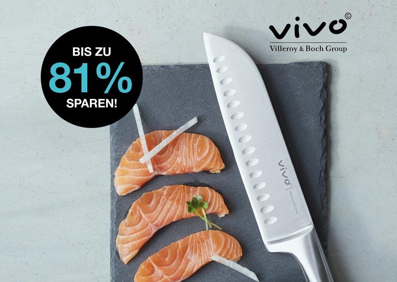 vivo - Messerscharfe Punkte sammeln