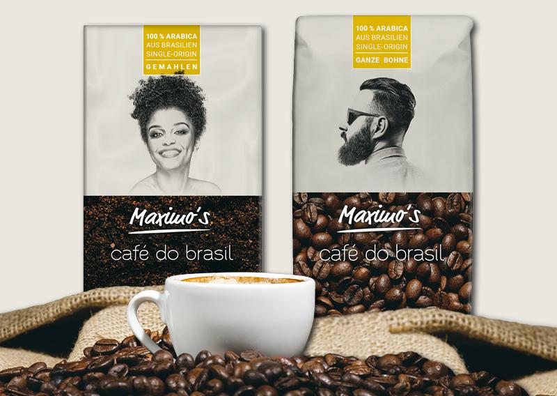 Maximo's café do brasil